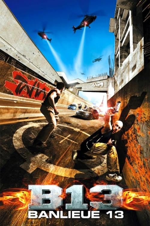 ดูหนังออนไลน์ฟรี District B13 (2004) คู่ขบถ คนอันตราย