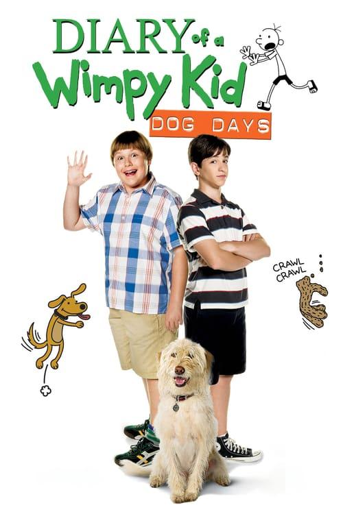 ดูหนังออนไลน์ฟรี Diary of a Wimpy Kid:Dog Days (2012) ไดอารี่ของเด็กไม่เอาถ่าน 3