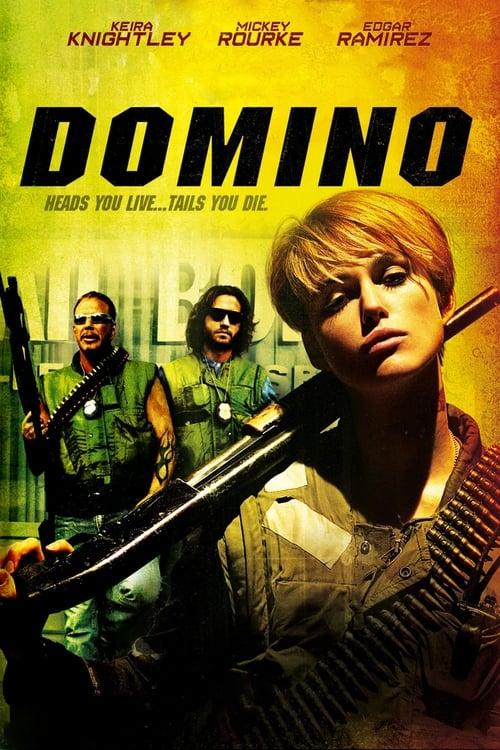 ดูหนังออนไลน์ฟรี Domino (2005) โดมิโน สวย…โคตรมหากาฬ
