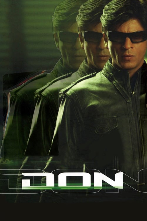 ดูหนังออนไลน์ฟรี Don (2006) ดอน นักฆ่าหน้าหยก