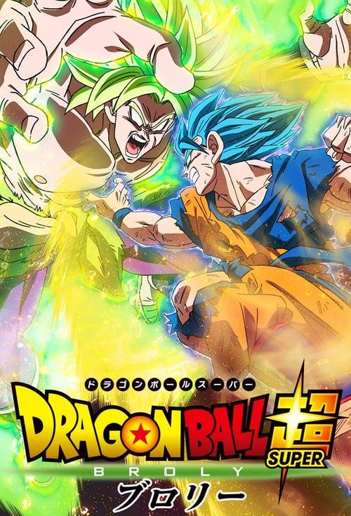 ดูหนังออนไลน์ฟรี Dragon Ball Super Broly (2018) ดราก้อนบอล ซูเปอร์ โบรลี่