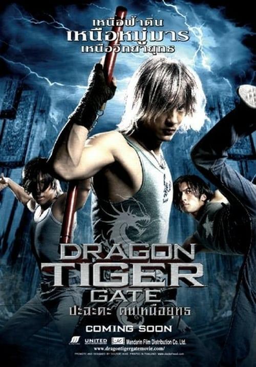 ดูหนังออนไลน์ฟรี Dragon Tiger Gate (2006) ปะ ฉะ ดะ คนเหนือยุทธ