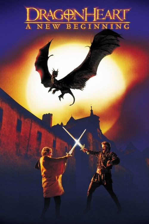 ดูหนังออนไลน์ฟรี DragonHeart 2 A New Beginning (2000) ดรากอนฮาร์ท 2 กำเนิดใหม่ศึกอภินิหารมังกรไฟ