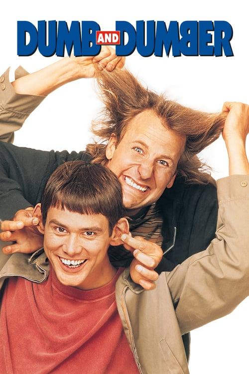 ดูหนังออนไลน์ฟรี Dumb and Dumber (1994) ใครว่าเราแกล้งโง่ หือ