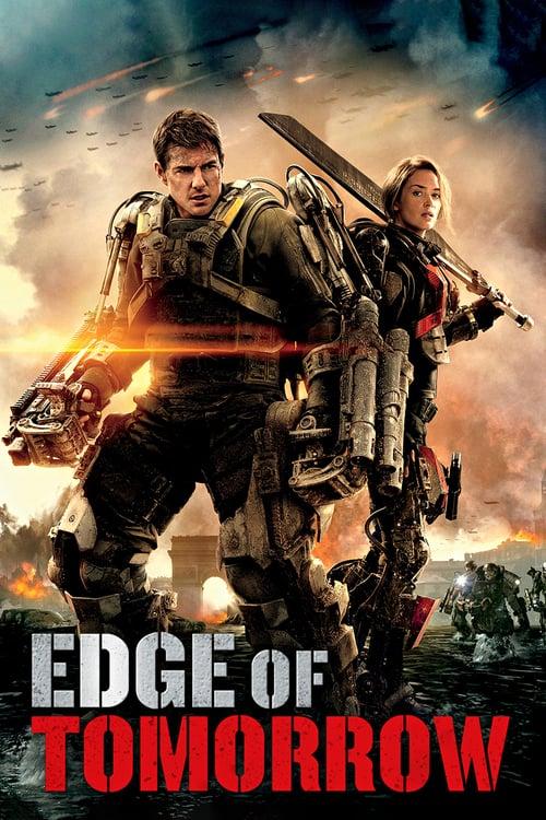 ดูหนังออนไลน์ฟรี Edge of Tomorrow (2014) ซูเปอร์นักรบดับทัพอสูร