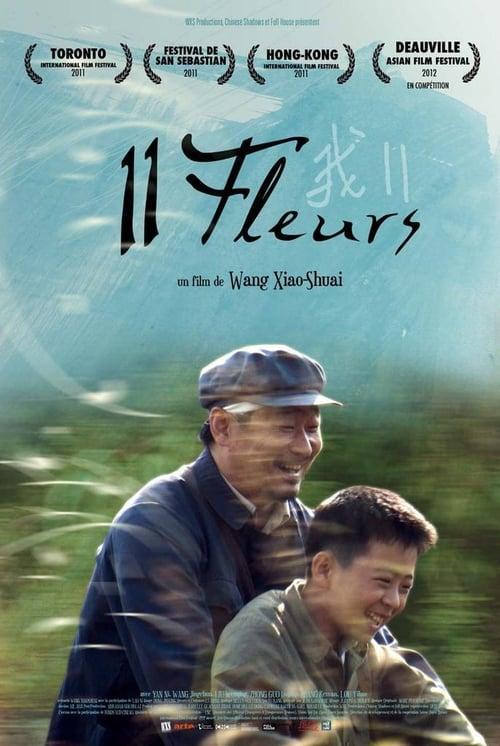 ดูหนังออนไลน์ฟรี Eleven Flowers (2011)