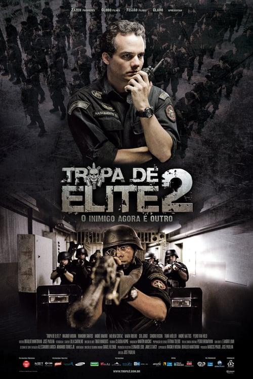 ดูหนังออนไลน์ฟรี Elite Squad 2 (2010) คนล้มคนเลว