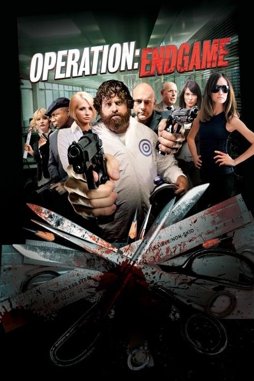 ดูหนังออนไลน์ฟรี Operation: Endgame (2010) ปฏิบัติการล้างบางทีมอึด