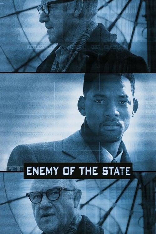 ดูหนังออนไลน์ฟรี Enemy of the State (1998) แผนล่าทรชนข้ามโลก