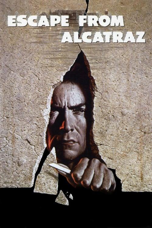 ดูหนังออนไลน์ฟรี Escape From Alcatraz (1979) ฉีกคุกอัลคาทราซ