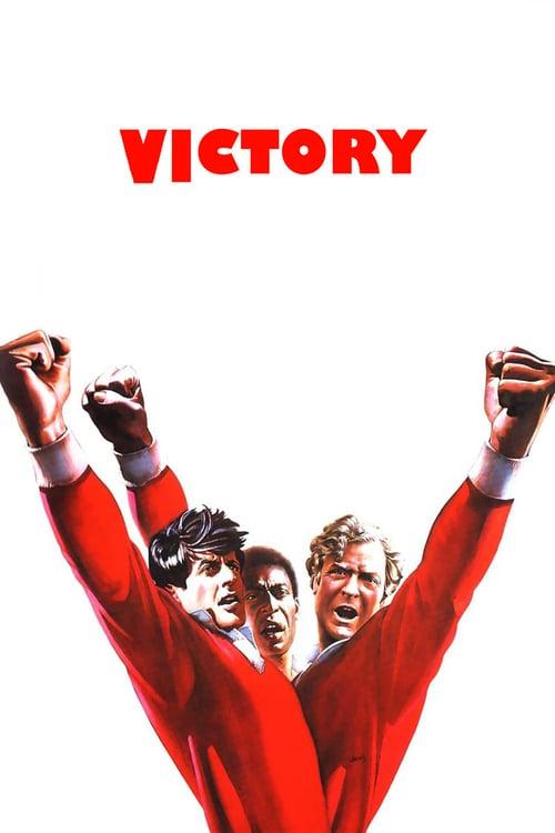 ดูหนังออนไลน์ฟรี Escape To Victory (1981) เตะแหลกแล้วแหกค่าย
