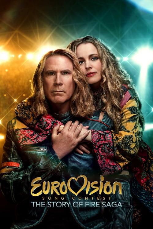 ดูหนังออนไลน์ฟรี Eurovision Song Contest The Story of Fire Saga (2020) ไฟร์ซาก้า ไฟ ฝัน ประชัน เพลง