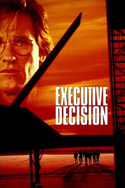 ดูหนังออนไลน์ฟรี Executive Decision (1996) ยุทธการดับฟ้า
