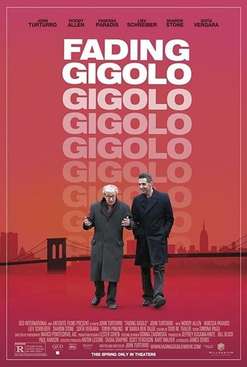 ดูหนังออนไลน์ฟรี Fading Gigolo (2013) ยอดชาย…นายดอก(ไม้)