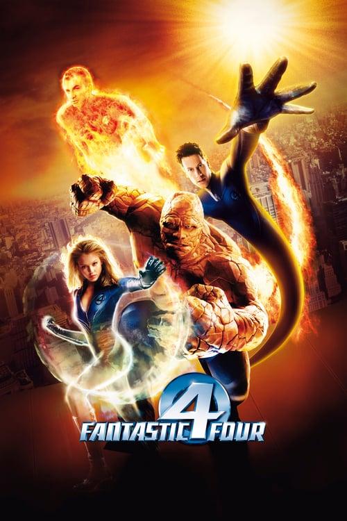 ดูหนังออนไลน์ฟรี Fantastic Four (2005) สี่พลังคนกายสิทธิ์