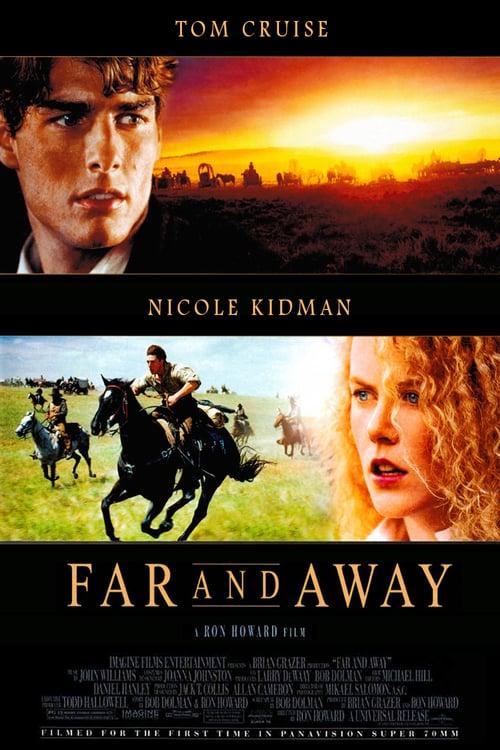 ดูหนังออนไลน์ฟรี Far and Away (1992) ไกลเพียงใดก็จะไปให้ถึงฝัน
