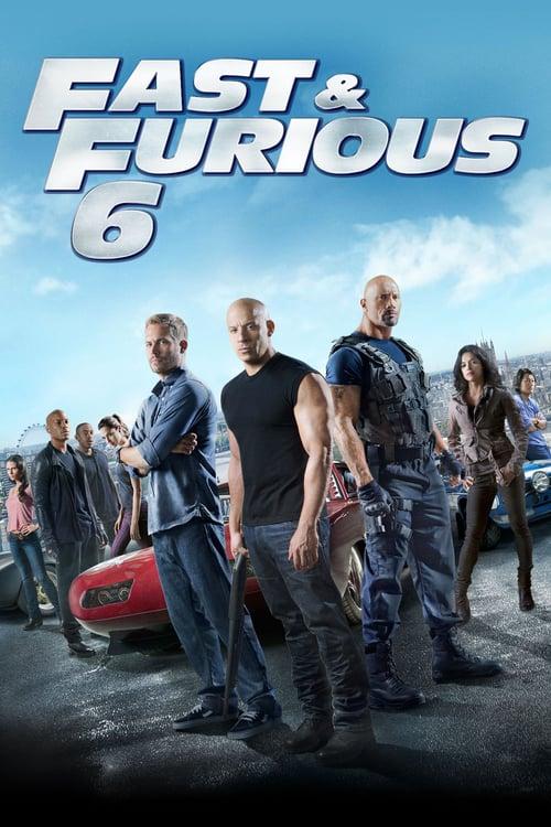ดูหนังออนไลน์ฟรี Fast and Furious 6 (2013) เร็ว…แรงทะลุนรก 6