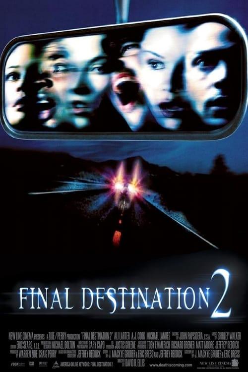 ดูหนังออนไลน์ฟรี Final Destination 2 (2003) ไฟนอล เดสติเนชั่น 2 : โกงความตาย…แล้วต้องตาย
