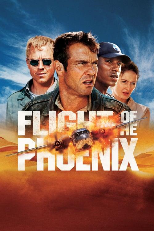 ดูหนังออนไลน์ฟรี Flight of the Phoenix (2004) เหินฟ้าแหวกวิกฤติระอุ