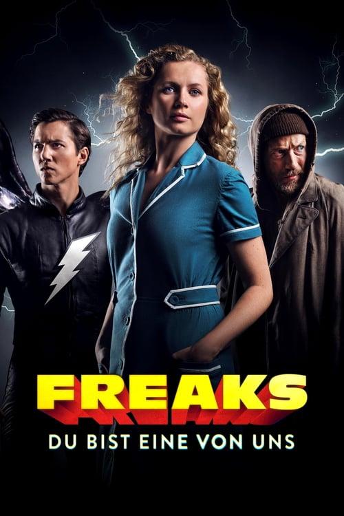 ดูหนังออนไลน์ฟรี Freaks – Youre One of Us (2020) ฟรีคส์ จอมพลังพันธุ์แปลก
