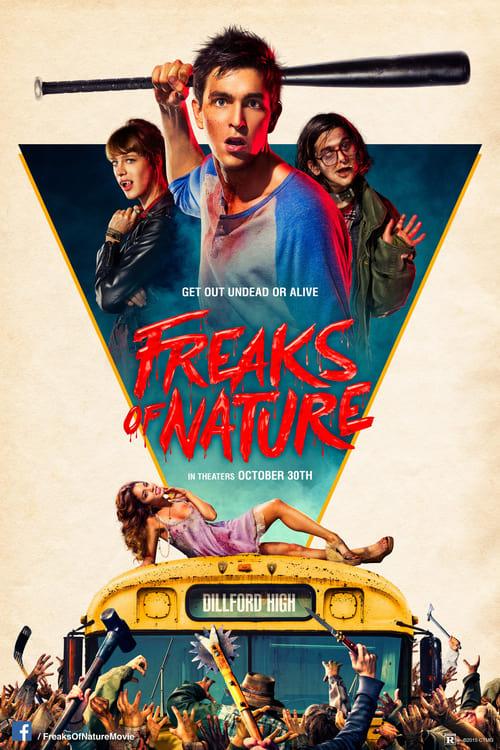 ดูหนังออนไลน์ฟรี Freaks of Nature (2015) สามพันธุ์เพี้ยน เกรียนพิทักษ์โลก