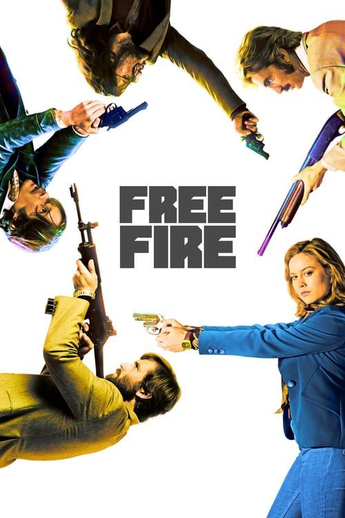 ดูหนังออนไลน์ฟรี Free Fire (2016) รวมพล รัวไม่ยั้ง