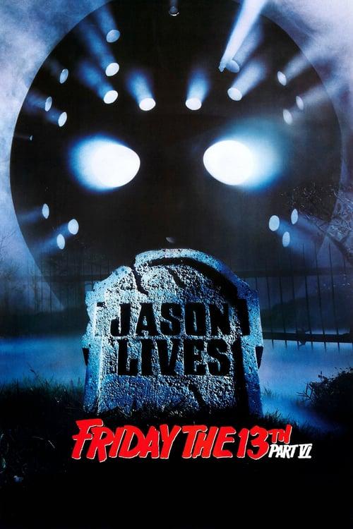 ดูหนังออนไลน์ฟรี Friday the 13th Part 6 Jason Lives (1986) ศุกร์ 13 ฝันหวาน ภาค 6