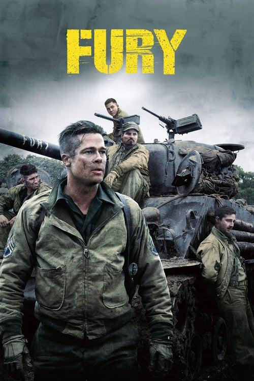 ดูหนังออนไลน์ฟรี Fury (2014) ฟิวรี่ วันปฐพีเดือด