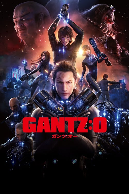 ดูหนังออนไลน์ฟรี Gantz O (2016) กันสึ (ซับไทย)
