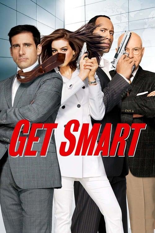 ดูหนังออนไลน์ฟรี Get Smart (2008) พยัคฆ์ฉลาด เก๊กไม่เลิก