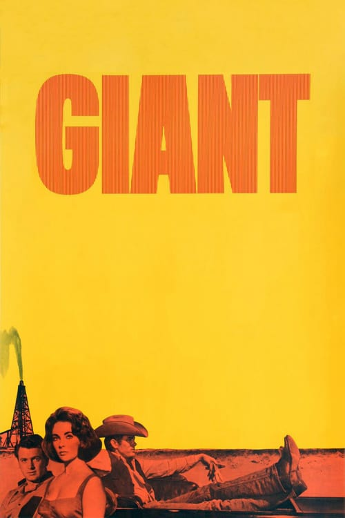 ดูหนังออนไลน์ฟรี Giant (1956)