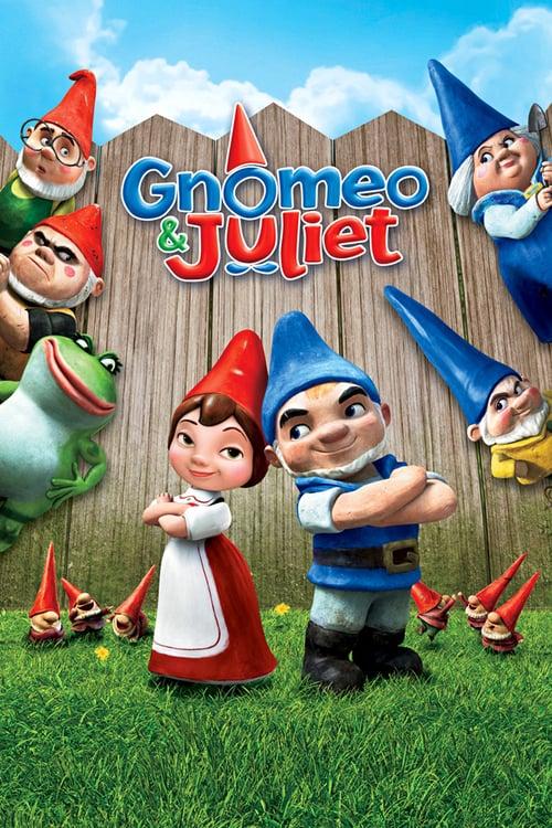 ดูหนังออนไลน์ฟรี Gnomeo and Juliet (2011) โนมิโอ กับ จูเลียต