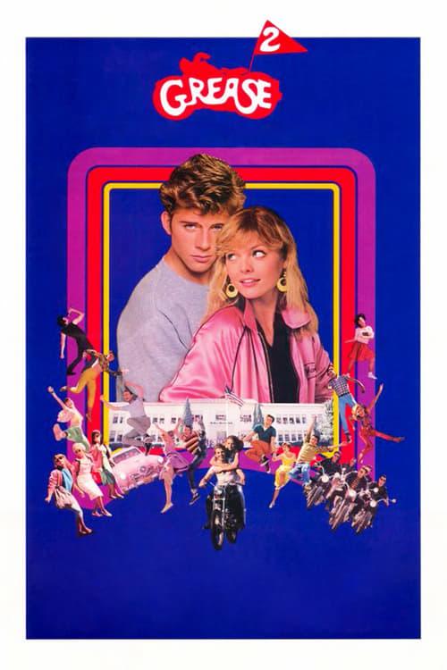 ดูหนังออนไลน์ฟรี Grease 2 (1982) กรีส 2