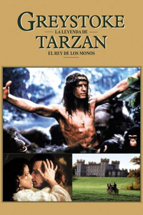 ดูหนังออนไลน์ฟรี Greystoke The Legend of Tarzan, Lord of the Apes (1984) เกรย์สโตก ทาร์ซาน (Soundtrack)
