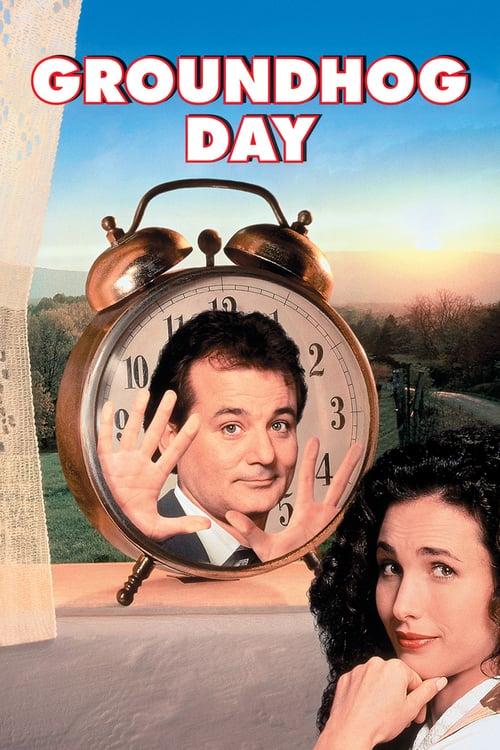ดูหนังออนไลน์ฟรี Groundhog Day (1993) วันรักจงกลม