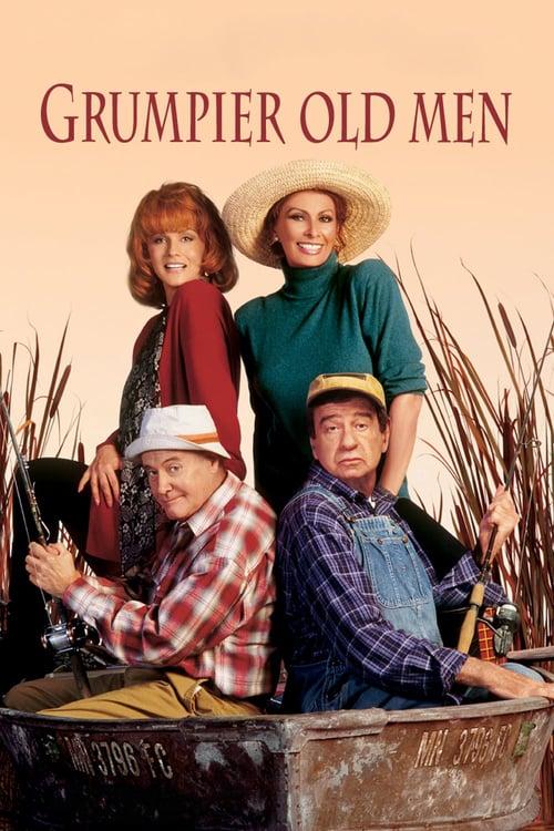 ดูหนังออนไลน์ฟรี Grumpier Old Men (1995) คุณปู่คู่หูสุดซ่าส์ 2