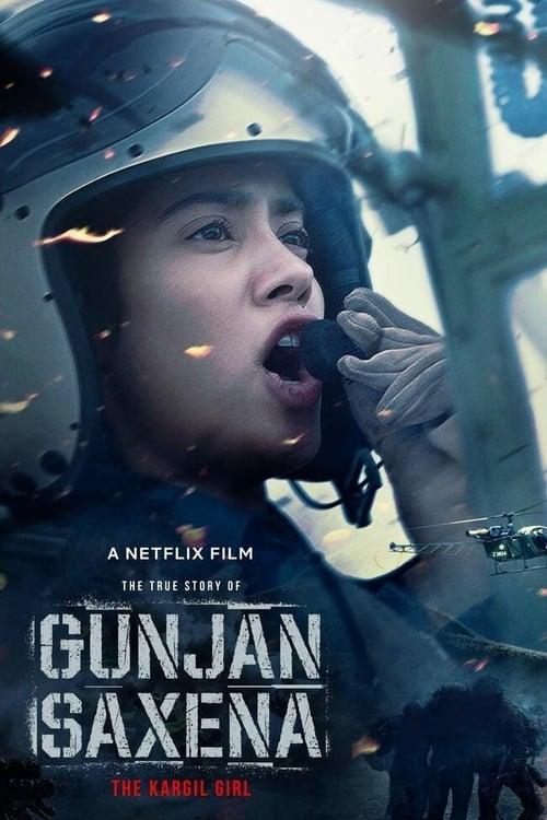 ดูหนังออนไลน์ฟรี Gunjan Saxena The Kargil Girl (2020) กัณจัญ ศักเสนา: ติดปีกสู่ฝัน