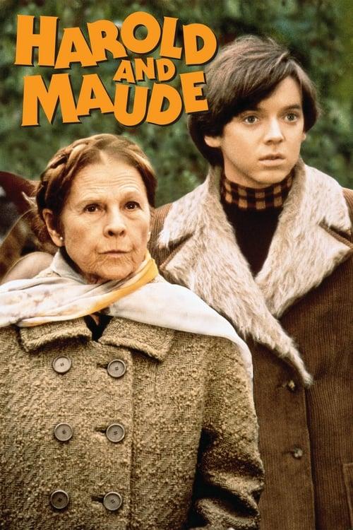 ดูหนังออนไลน์ฟรี Harold and Maude (1971)