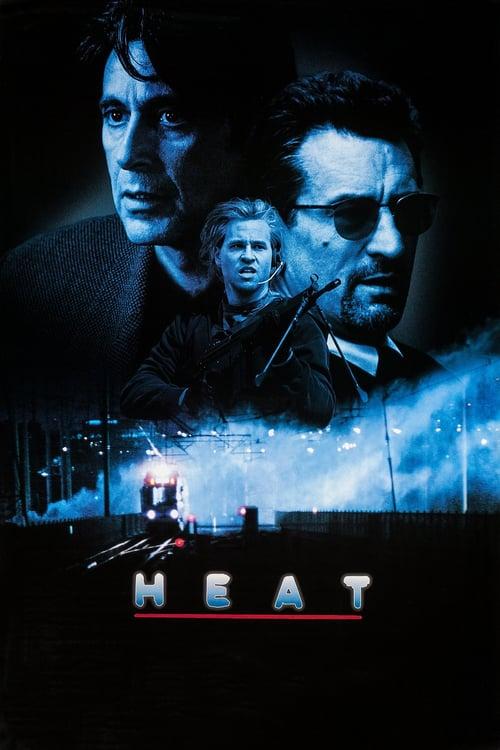 ดูหนังออนไลน์ฟรี Heat (1995) ฮีท คนระห่ำคน