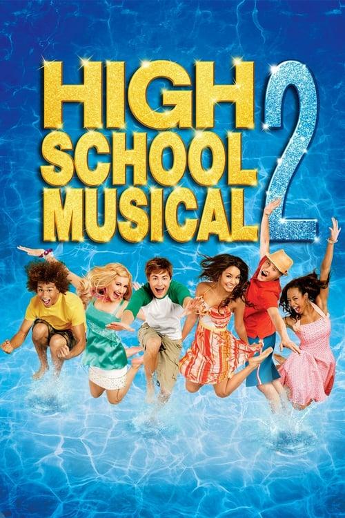 ดูหนังออนไลน์ฟรี High School Musical 2 (2007) มือถือไมค์ หัวใจปิ๊งรัก 2