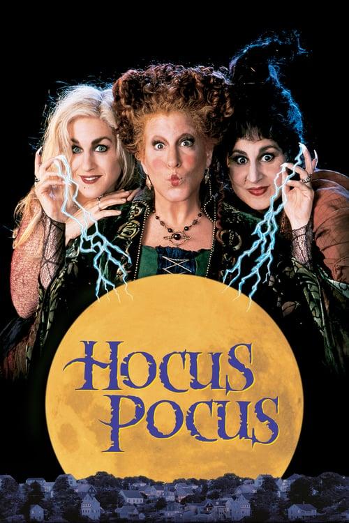 ดูหนังออนไลน์ฟรี Hocus Pocus (1993) อิทธิฤทธิ์แม่มดตกกระป๋อง