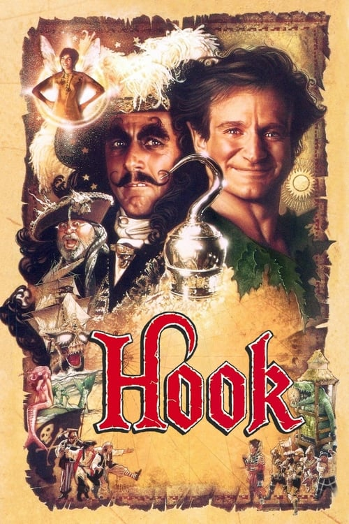 ดูหนังออนไลน์ฟรี Hook (1991) อภินิหารนิรแดน