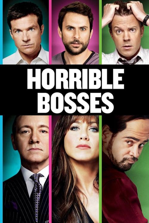 ดูหนังออนไลน์ฟรี Horrible Bosses (2011) รวมหัวสอย เจ้านายจอมแสบ