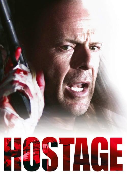ดูหนังออนไลน์ฟรี Hostage (2005) ฝ่านรก ชิงตัวประกัน