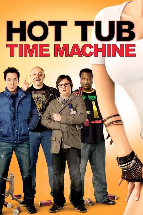 ดูหนังออนไลน์ฟรี Hot Tub Time Machine (2010) สี่เกลอเจาะเวลาป่วนอดีต