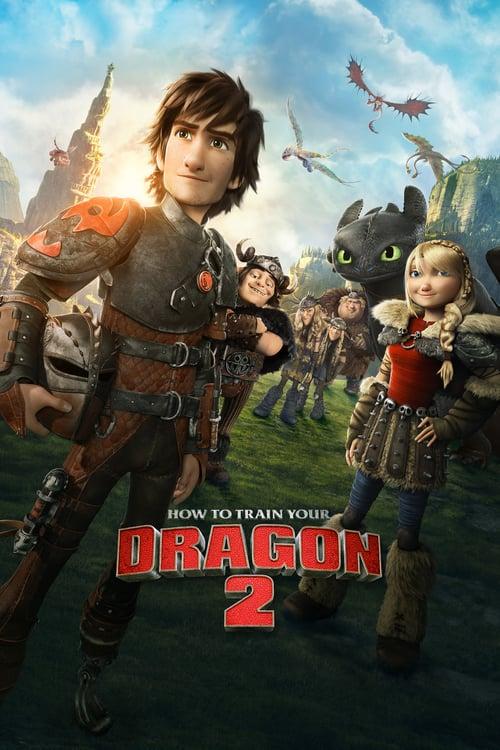 ดูหนังออนไลน์ฟรี How to Train Your Dragon 2 (2014) อภินิหารไวกิ้งพิชิตมังกร 2