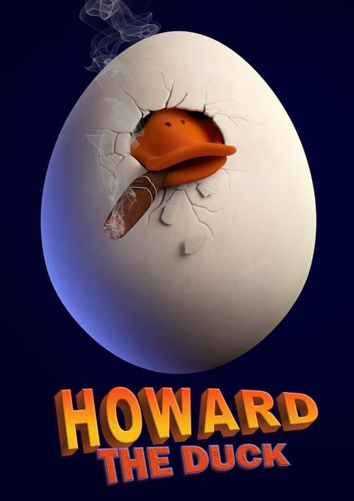 ดูหนังออนไลน์ฟรี Howard the Duck (1986) ฮาเวิร์ด ฮีโร่พันธุ์ใหม่