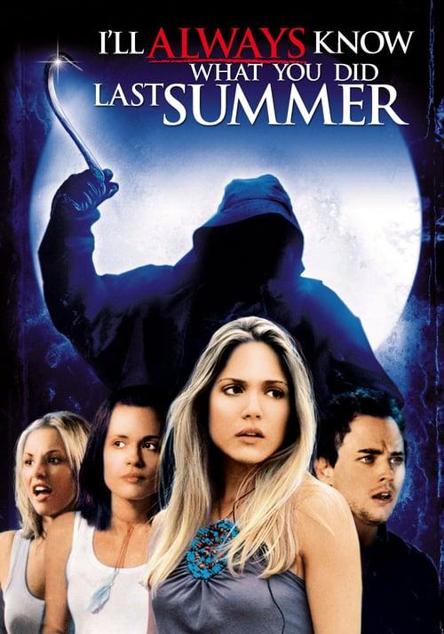 ดูหนังออนไลน์ฟรี I'll Always Know What You Did Last Summer (2006) ซัมเมอร์สยอง…ต้องหวีด 3