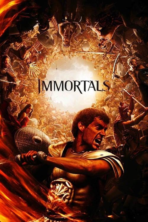 ดูหนังออนไลน์ฟรี Immortals (2011) เทพเจ้าธนูอมตะ