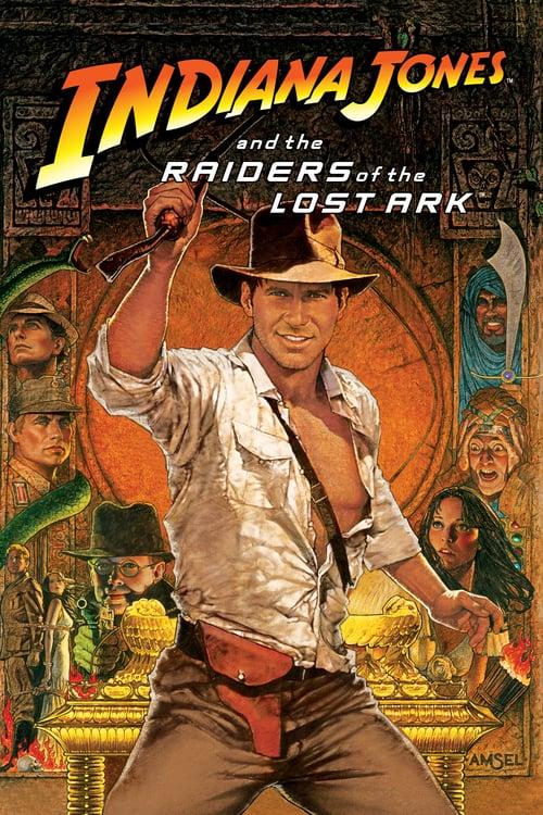 ดูหนังออนไลน์ฟรี Indiana Jones 1 and the Raiders of the Lost Ark (1981) ขุมทรัพย์สุดขอบฟ้า 1